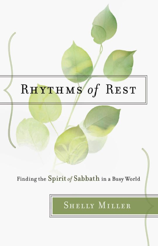 Rhythms of Rest cover