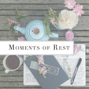 Collections Moments of Rest